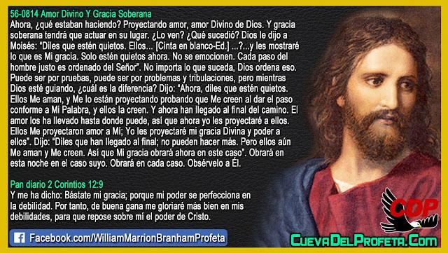 Gracia Divina - William Branham en Español