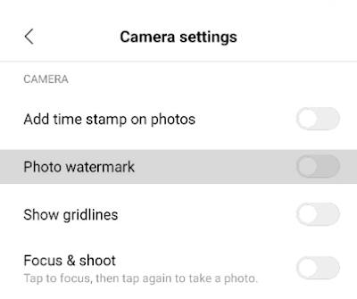 Cara hapus watermark pada foto kamera hp Android-2