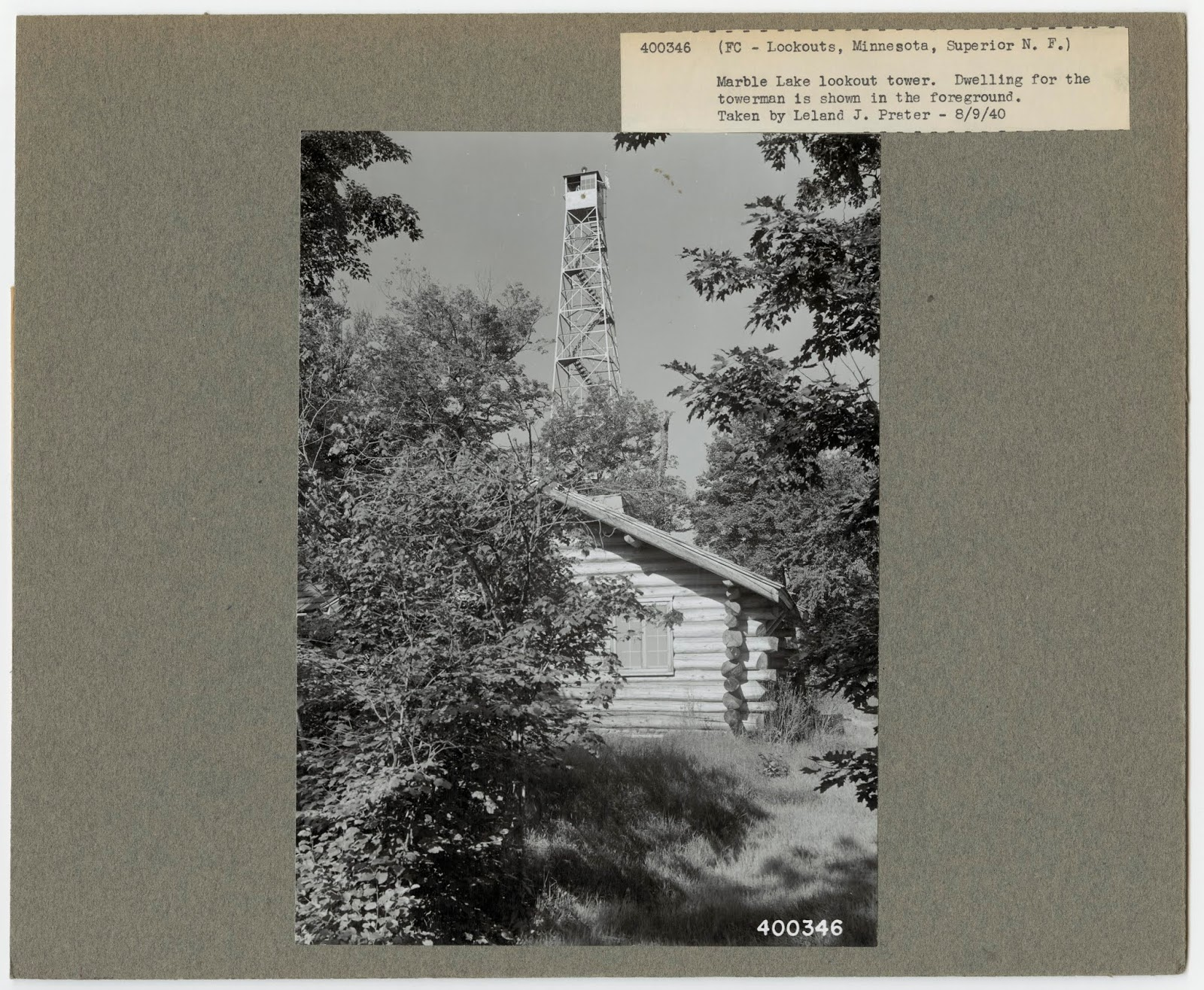 Minnesota's Historical Fire Lookout Towers