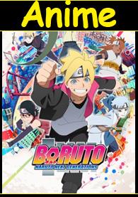 Boruto: Naruto Next Generations   3gp/Mp4/DVDRip Sub HD Mega