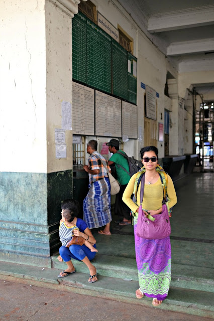 Step-by-Step Guide on How to Get to Bagan from Yangon by Train