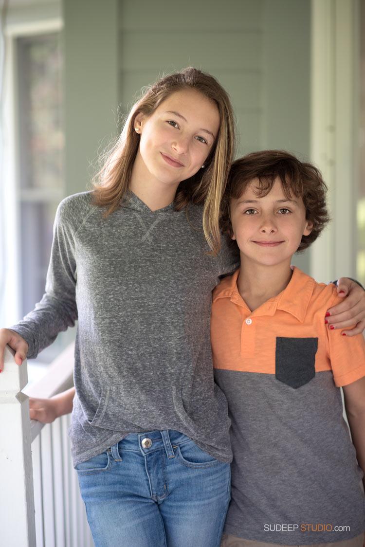 Ann Arbor Family Kids Portrait Photography - SudeepStudio.com Ann Arbor Family Portrait Photographer