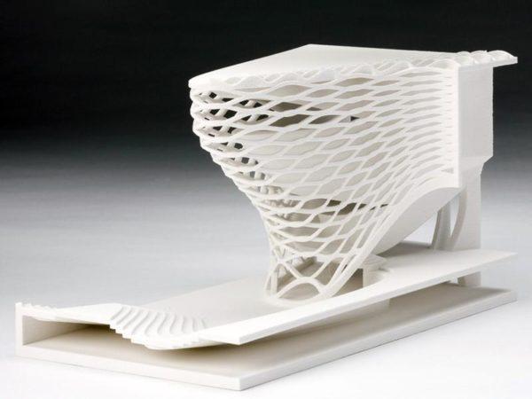 Manfaat Printer 3D dalam Arsitektur dan Konstruksi