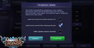Cara Download Data Resource Mobile Legends