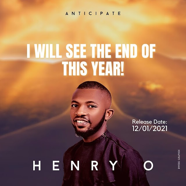 Music : HENRY O– I WILL SEE THE END OF THIS YEAR