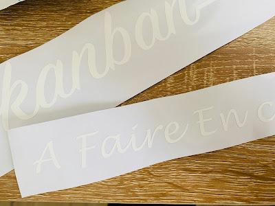 Stickers pour créer un kanban