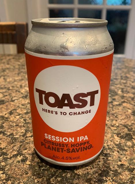 Toast IPA Beer