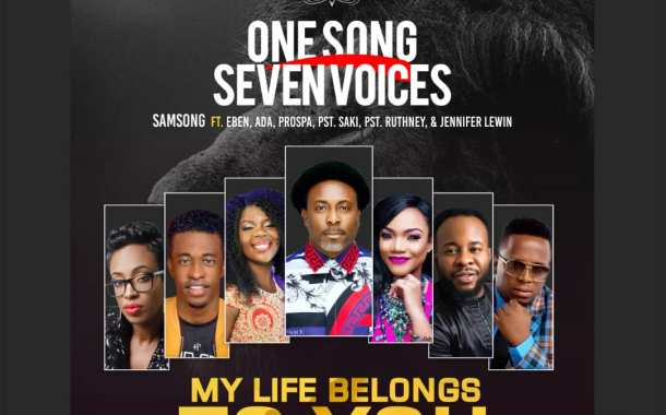 [AUDIO] Samsong – My Life Belongs to You