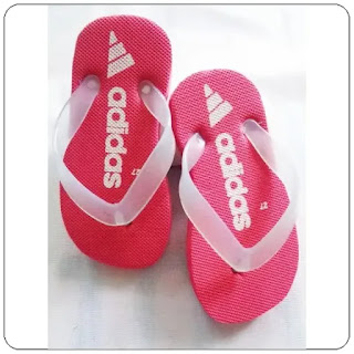 Sandal Jepit Spon Anak SR