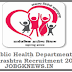 Public Health Department Maharashtra Recruitment 2017 for 394 Medical Officers