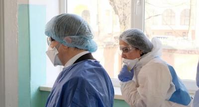 Глава МОЗ Степанов пообіцяв виплатити лікарям усе доплати за березень і квітень