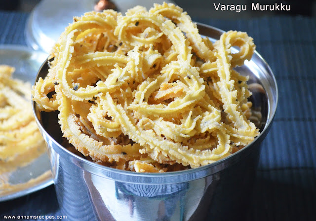 Varagu Murukku