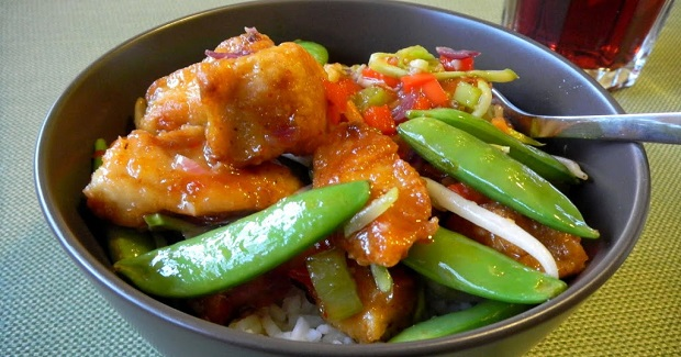 Sweet Hot Chili Stir Fry Recipe