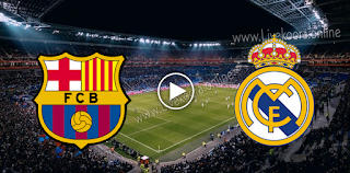 مشاهدة مباراة برشلونة وريال مدريد بث مباشر بتاريخ 24-10-2020 في الدوري الاسباني
