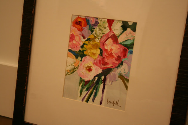 Kendall Kirk Painting in Signed & Numbered Frames | The Lowcountry Lady