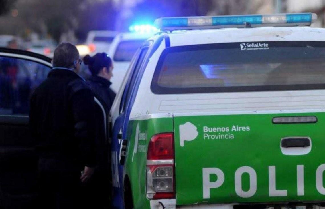 Policia asesinado en San Martin