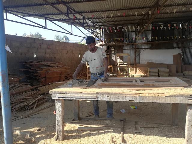 SWOL Analysis of Lekhnath Kastha Furniture Udyog -- workers' safety