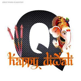 Diwali-Q-Alphabet-Images