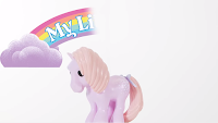 My Little Pony Retro G1 Funko Pop Ponies Cotton Candy