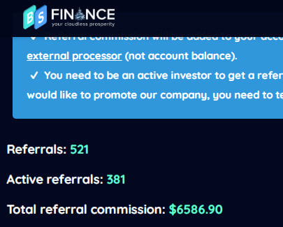 Оборот по BSFinance
