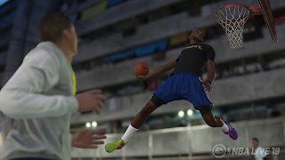 NBA Live 19 PC Wallpaper