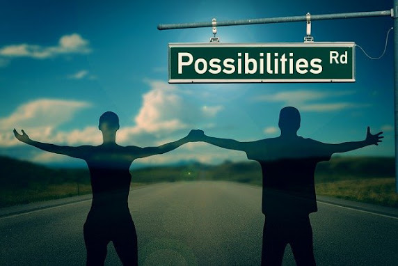new possibilities to achieve your goals.