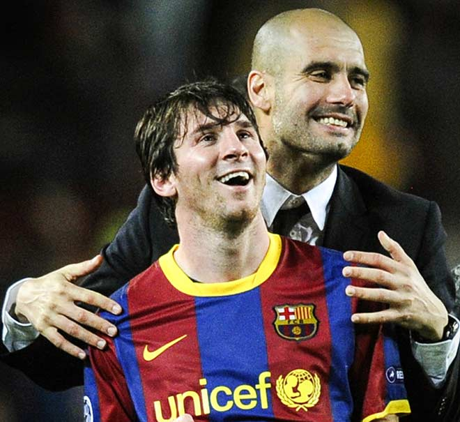 Messi chọn đầu quân cho Man City - Pep Guardiola, PSG & MU hết cơ hội 3