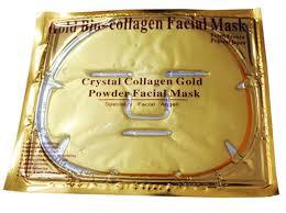 harga grosir masker wajah collagen gold