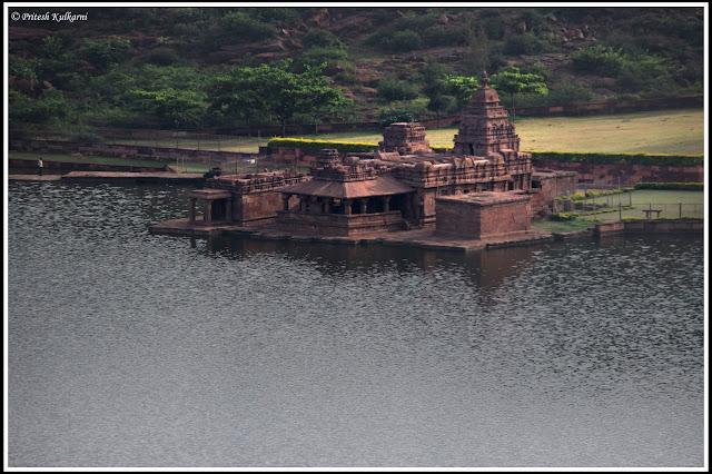 Bhuthnath Temple, Badami