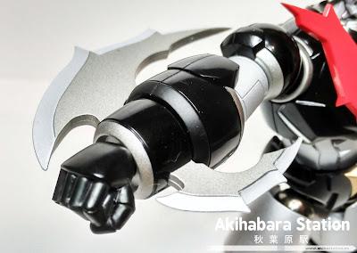 "Review del Super Robot Chogokin ""Shin Mazinger Zero""."