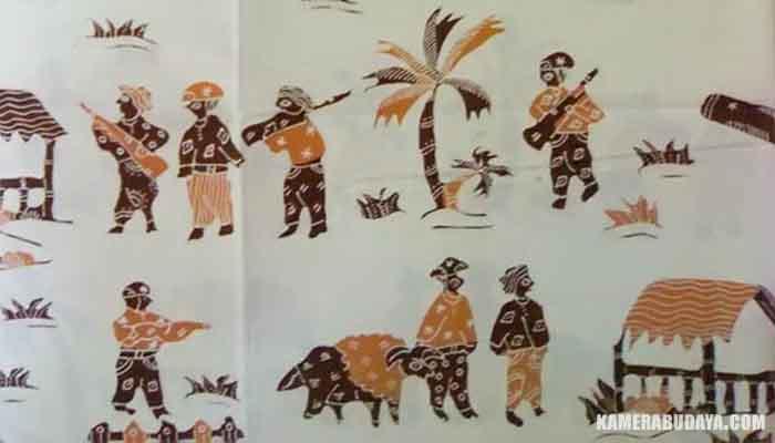 Inilah 5 Motif Batik Cirebon Yang Terkenal