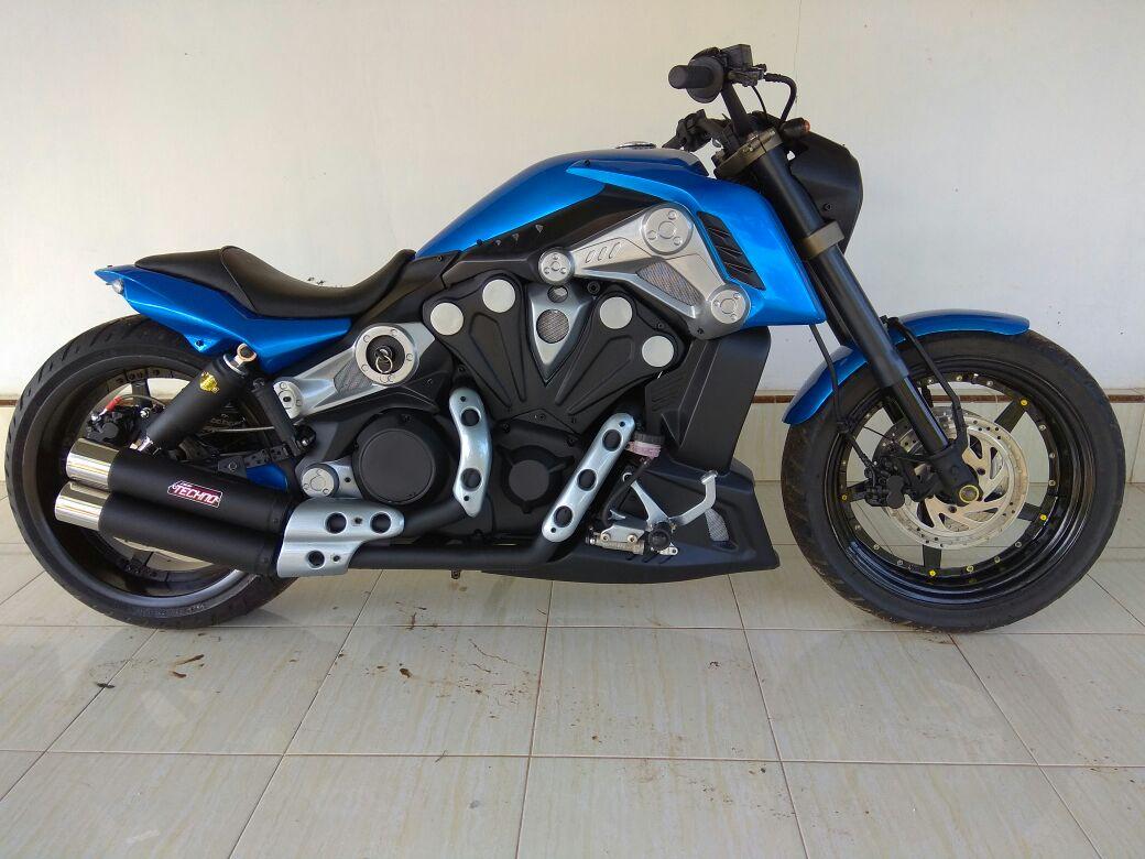 Custom Motor Di Lampung Customotto