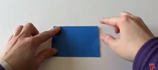 Petit Bateau En Papier