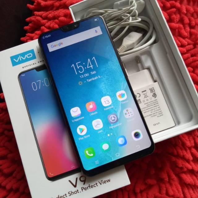 Smartohone Vivo V9