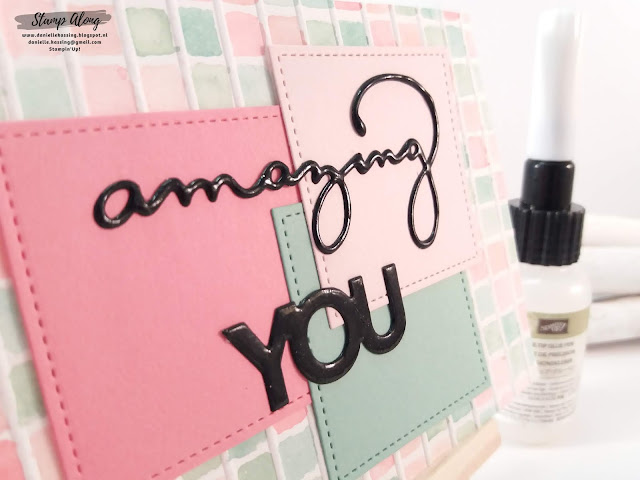 Stampin'Up! Celebrate You thinlits