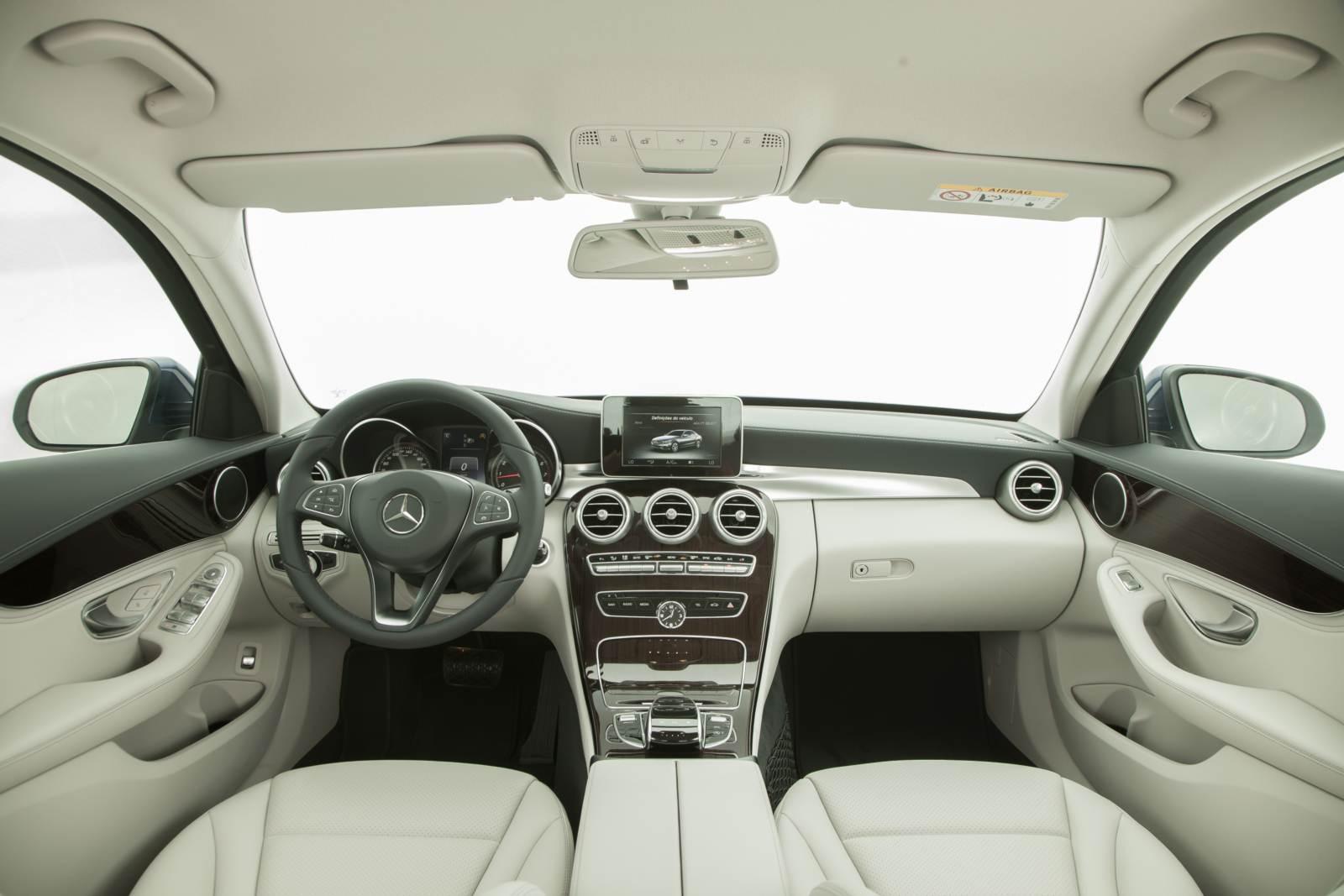 Novo Mercedes Benz C180 2015 Avantgarde E Exclusive Car Blog Br