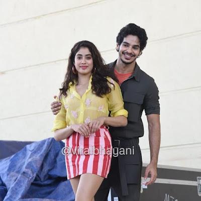 janhvi kapoor with her boyfriend