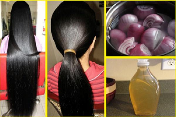 Inilah Cara Alami Memanjangkan Rambut Hingga Menebalkan. Dijamin 100% Ampuh