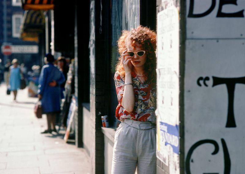 Vivid Vintage Color Photos of London in 1979