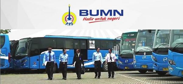 Penerimaan Tenaga PERUM Pengangkutan Penumpang Djakarta Tingkat SMP SMA Sederajat Bulan Januari 2020