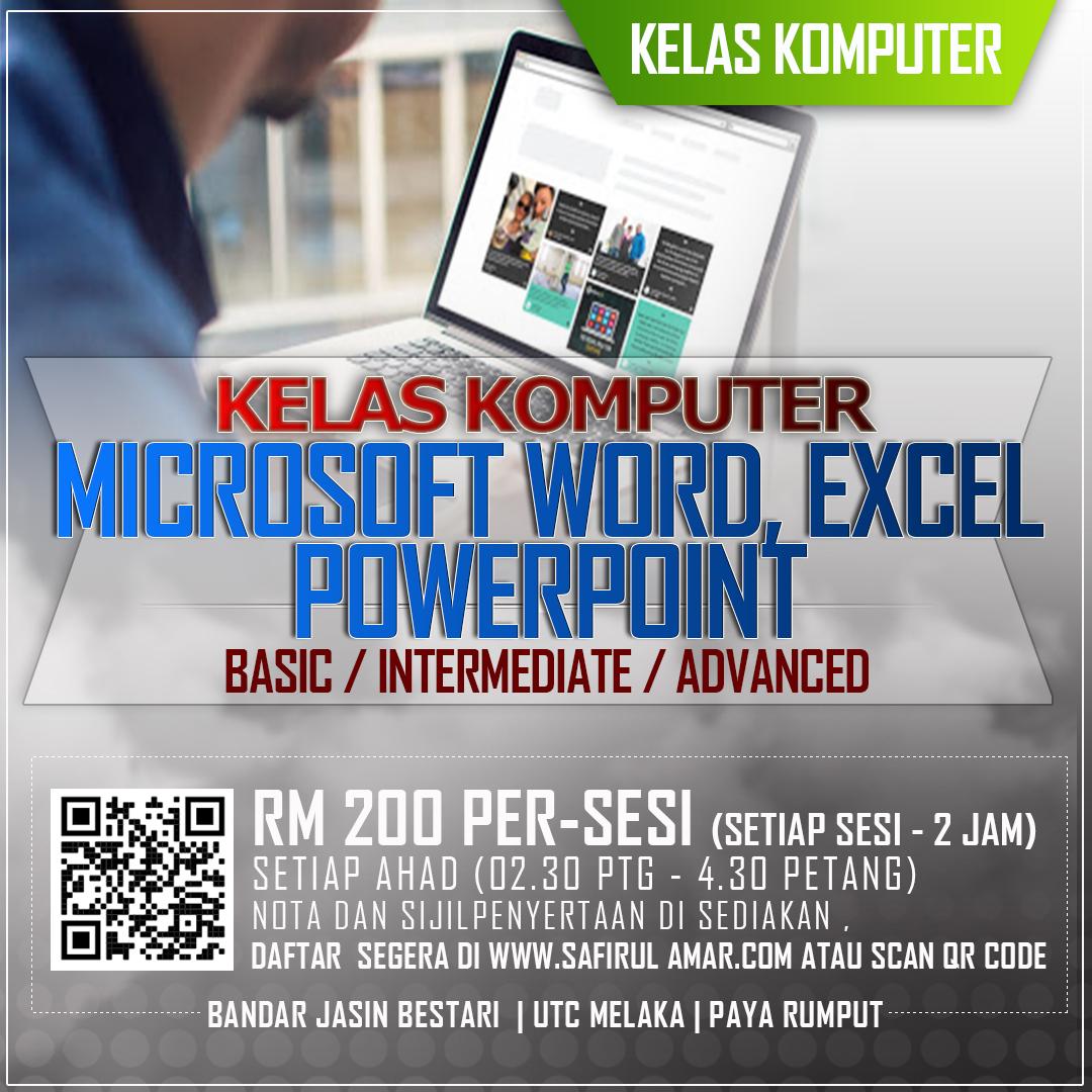 Kelas Tuisyen Komputer Di Melaka