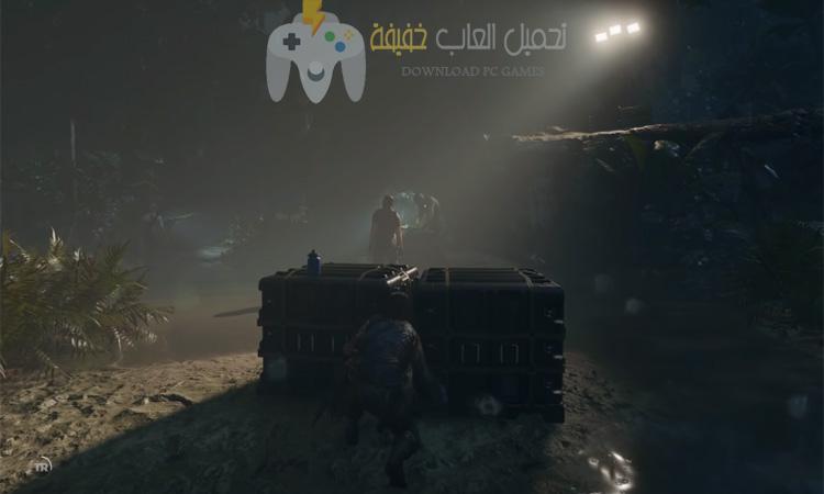 تحميل لعبة Tomb Raider بحجم صغير للكمبيوتر
