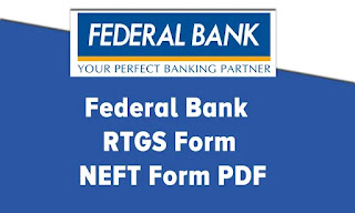 federal-bank-rtgs-form-or-neft-form
