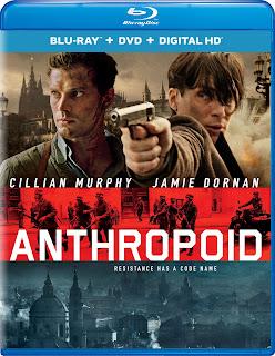 Anthropoid [BD25] *Con Audio Latino