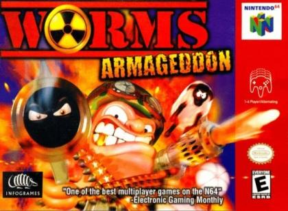 Worms Armageddon 64