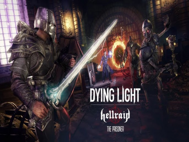 Download Dying Light Hellraid The Prisoner Game PC Free