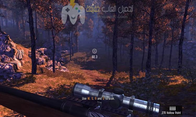 تحميل لعبة صيد الحيوانات Hunter Pro Hunts للكمبيوتر