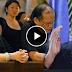Watch: President Duterte binulgar ang text ni Kris Aquino na huwag ipakulong si PNoy