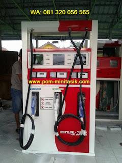 gambar pom bensin mini pertamini