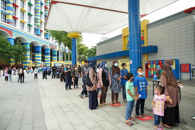 LEGOLAND® MALAYSIA RESORT Reopens Now! - JDT Blogger